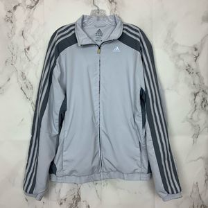 Adidas Three Stripe Performance Jacket